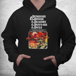 dungeons diners dragons shirt 3