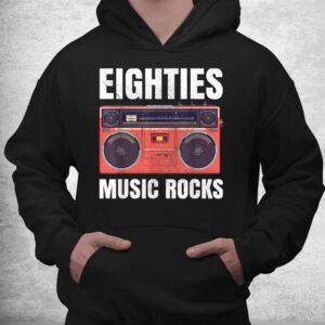 eighties music rocks 80s shirt 3