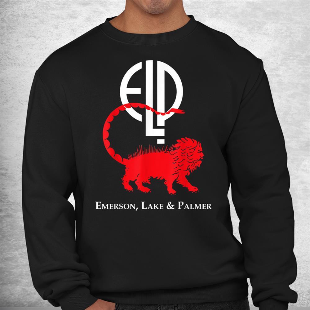 Emerson Lake Palmer Band Shirt