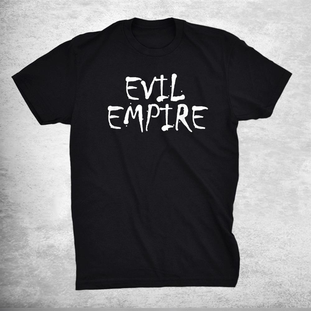 Evil Empire Ratm Rage Against Metal Alternative Metal Shirt