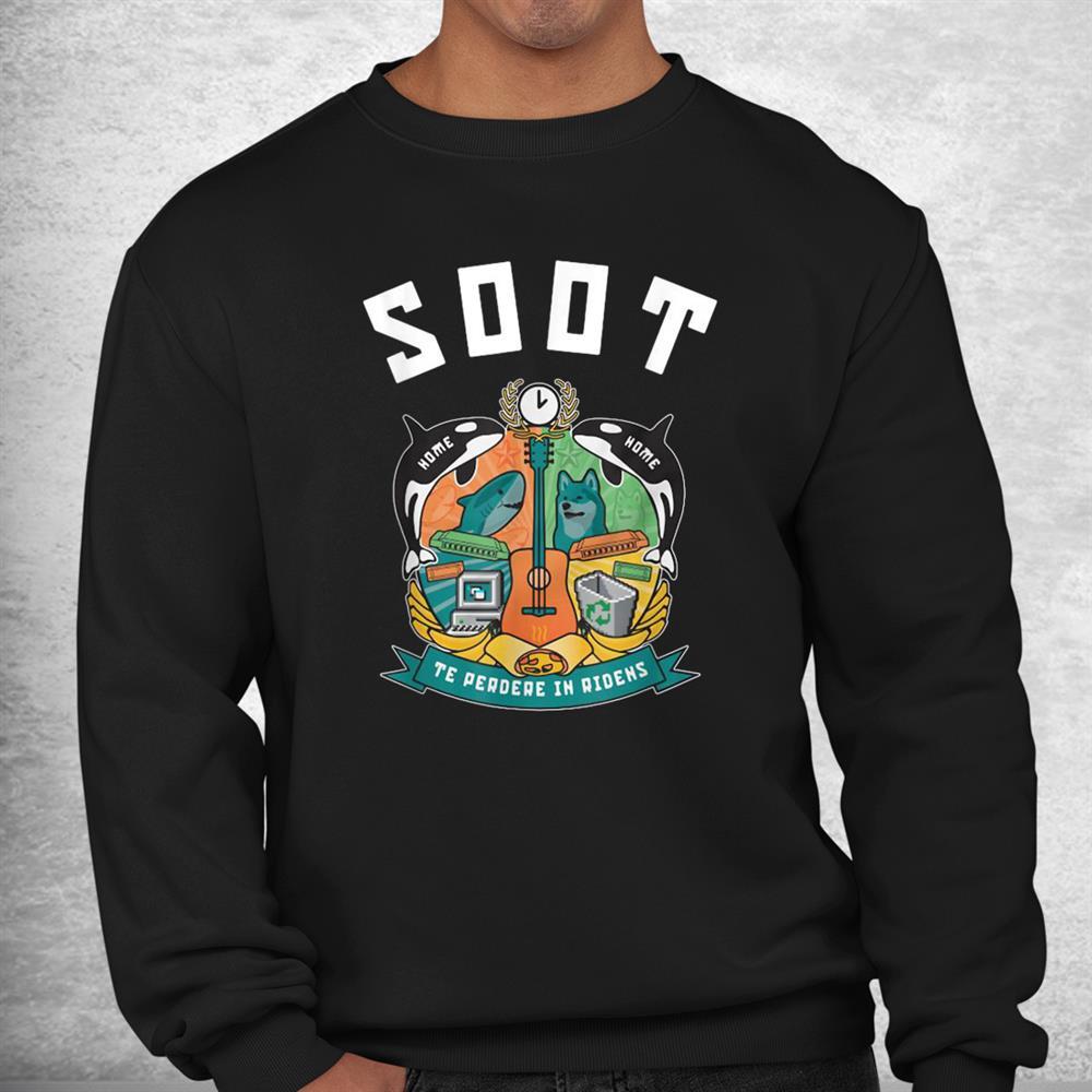 Exchange Wilbur Soot Shirt