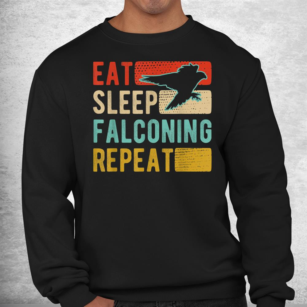 Falconry Falcon Hawk Clothes Peregrine Falcon Shirt