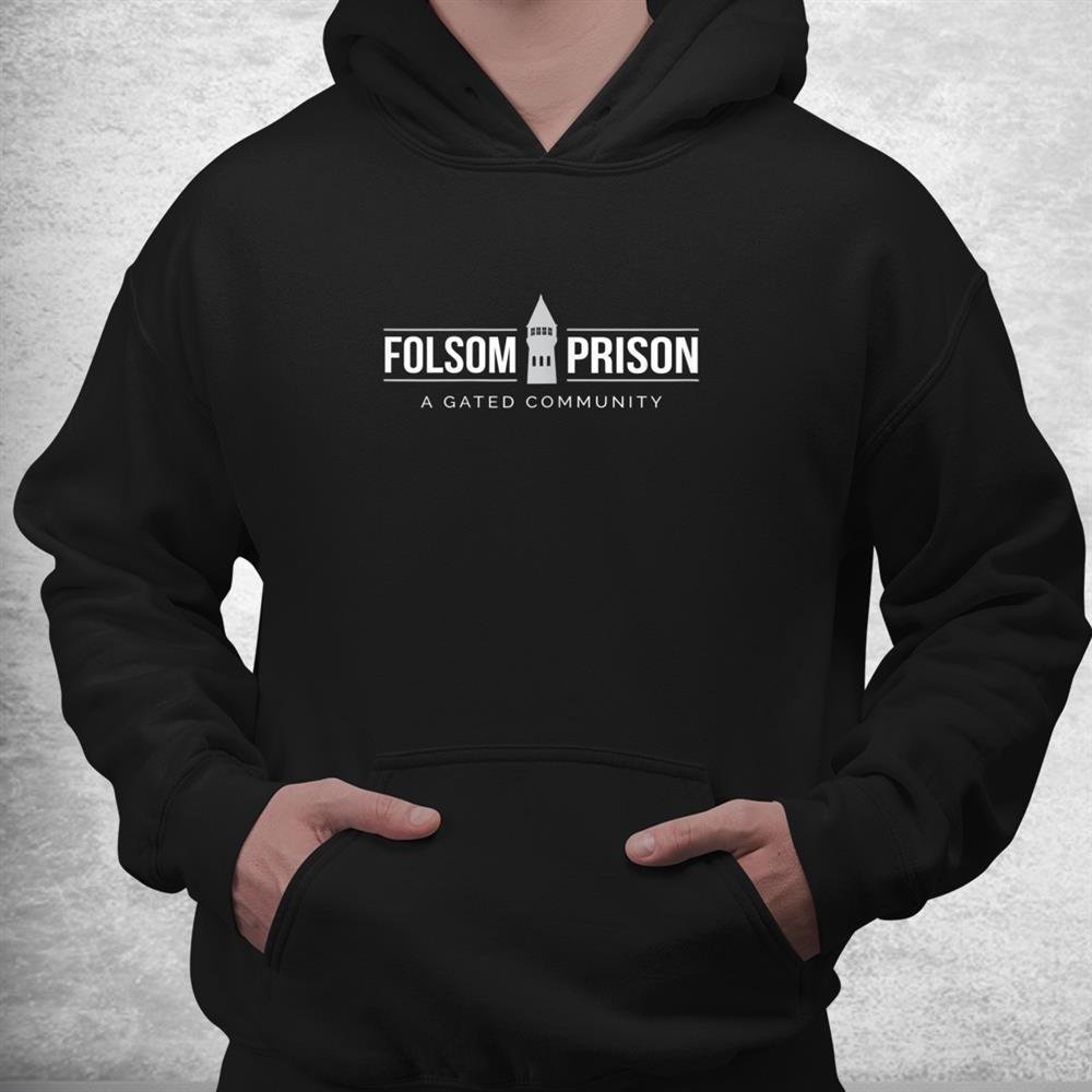 Folsom State Prison For Prison State Correctional Warden Shirt