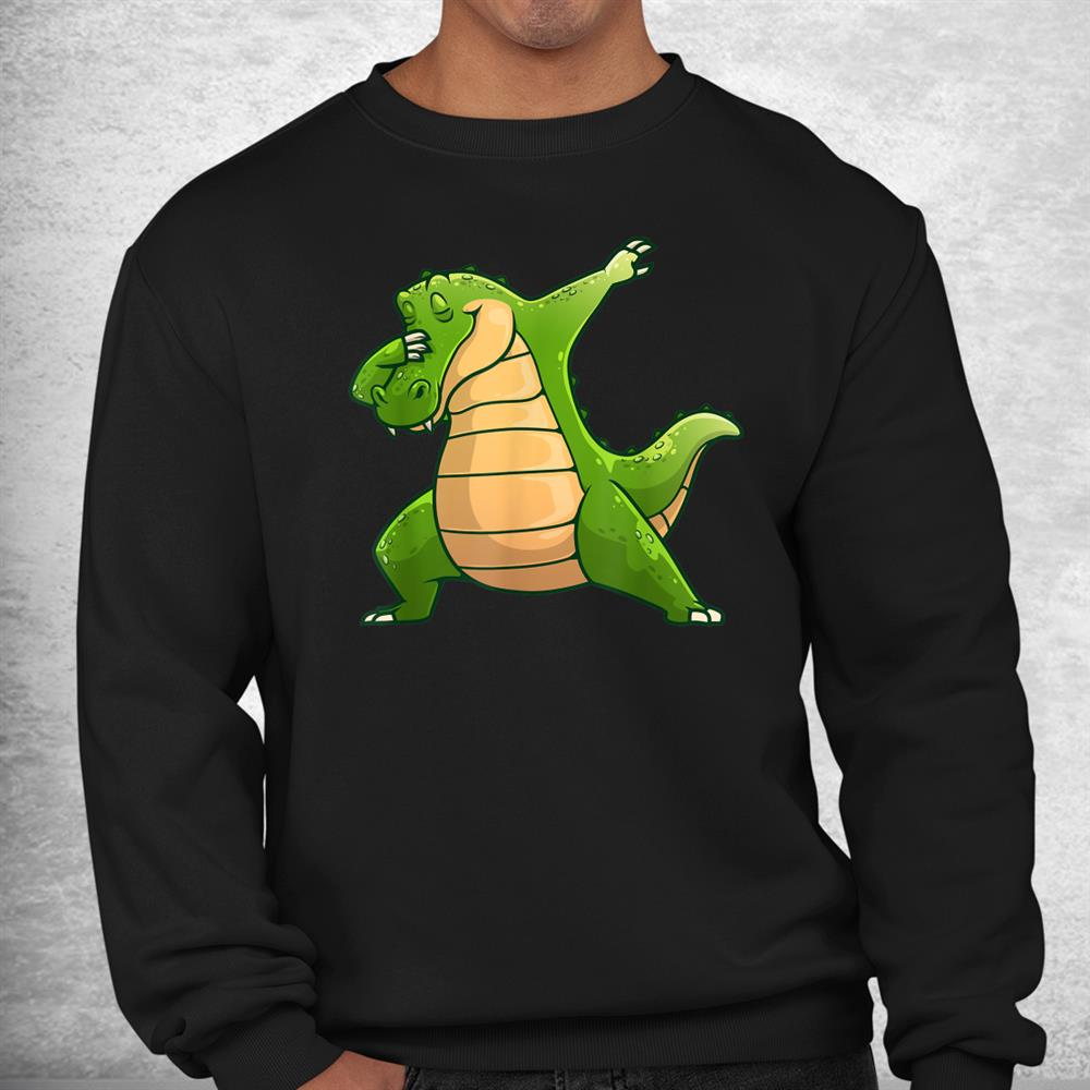 Funny Alligator Reptile Crocodile Shirt