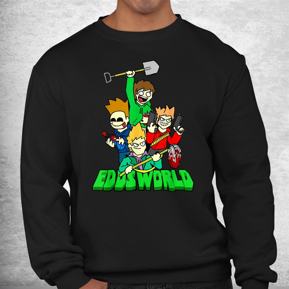 Funny Animation Adventures Cute Boys Gifts Christmas Holiday Shirt