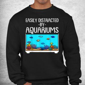 funny aquariums gift for fish tank lovers fishkeeping shirt 2