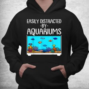 funny aquariums gift for fish tank lovers fishkeeping shirt 3