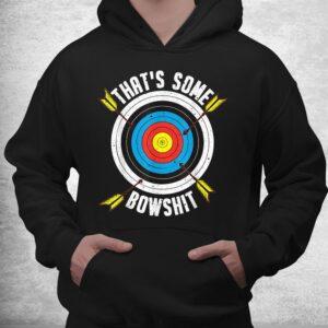 funny archery archery bow archer shirt 3