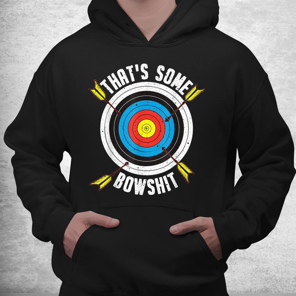Funny Archery Archery Bow Archer Shirt