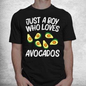funny avocado for boys kids pear guac avocados mexican fruit shirt 1