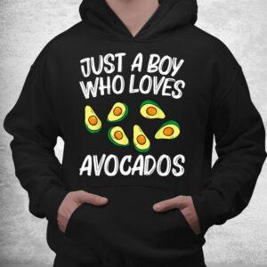 funny avocado for boys kids pear guac avocados mexican fruit shirt 3