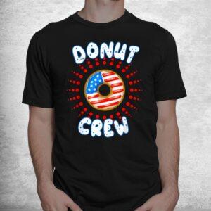 funny donut crew baker donuts shirt 1