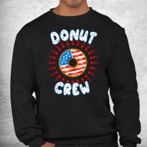 funny donut crew baker donuts shirt 2
