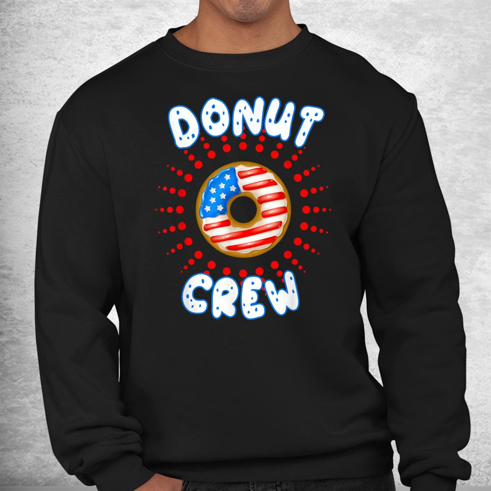 Funny Donut Crew Baker Donuts Shirt