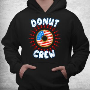 funny donut crew baker donuts shirt 3