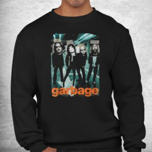 funny garbages arts love rock band shirt 2