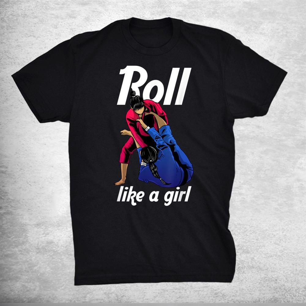 Funny Jiu Jitsu Martial Arts Self Defense Shirt
