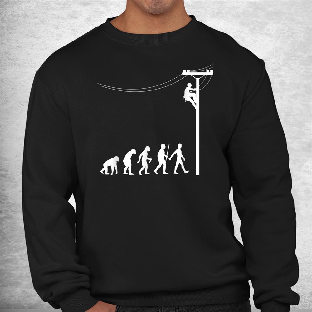 Funny Lineman Electrician Engineers Shirt