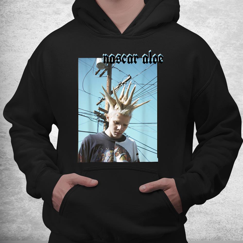 Funny Nascars Design Art Aloe Memes Cosplay Shirt