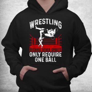 funny wrestling extreme wrestler sport shirt 3