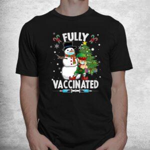 funny xmas 2021 christmas elf shirt 1