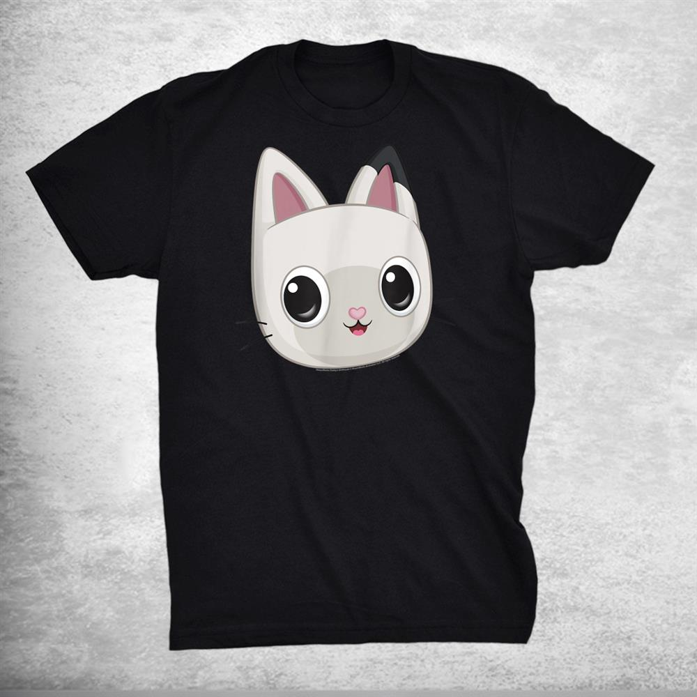 Gabbys Dollhouse Pandy Paws Big Face Shirt