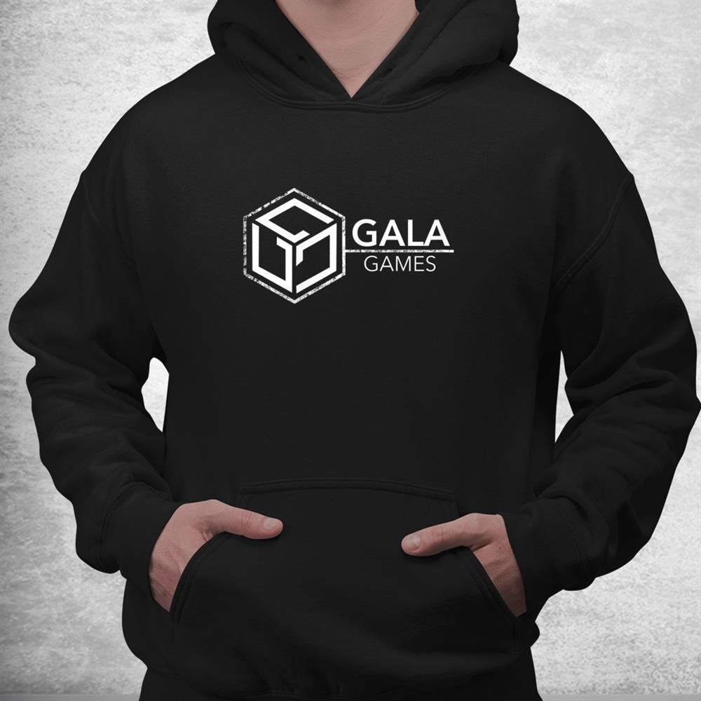 Gala Games Crypto Coin Hodl Non Fungible Token Nft Gaming Shirt