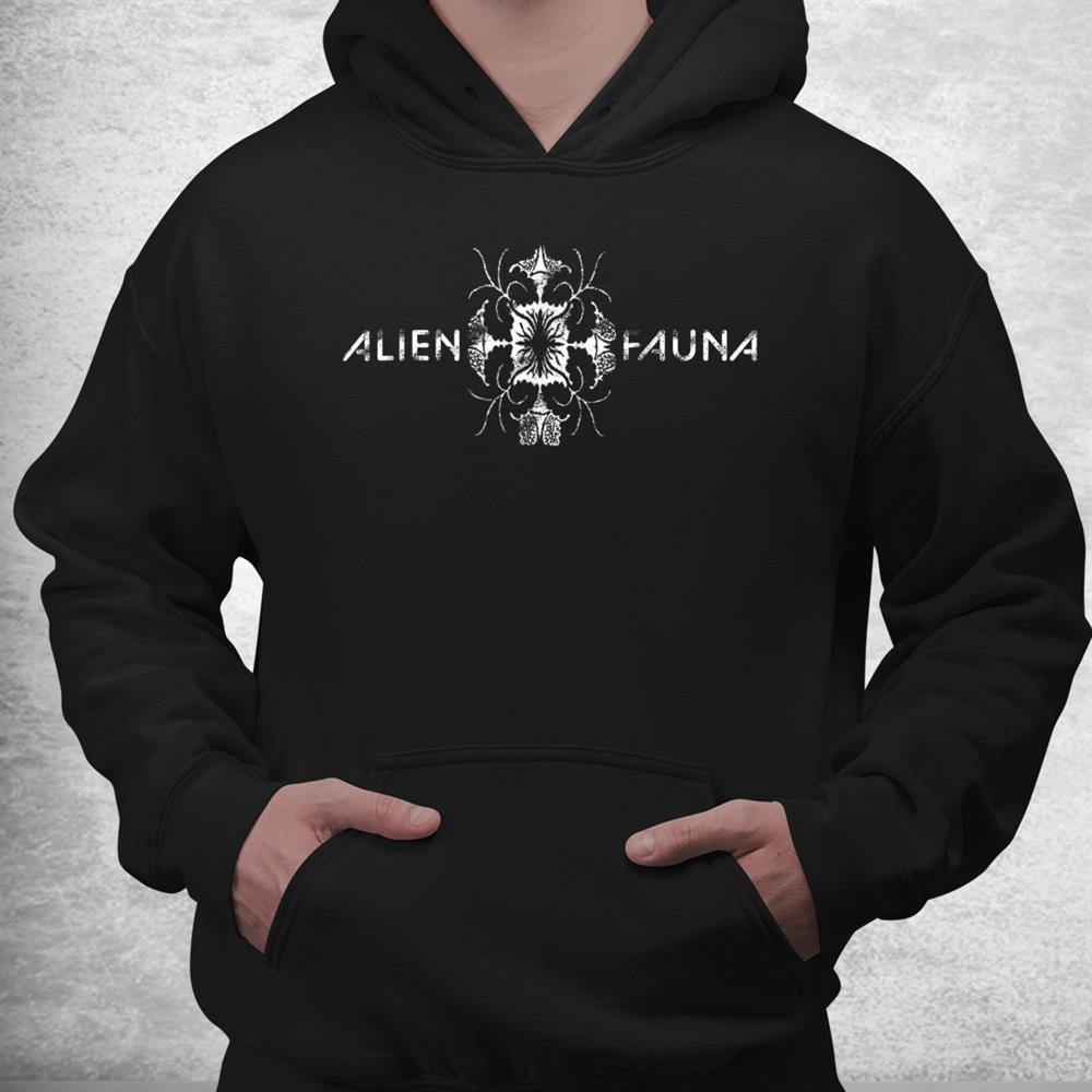 Garygraham422 Alien Fauna Shirt