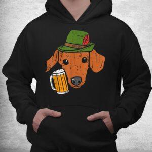 german dachshund oktoberfest bavarian weiner sausage dog shirt 3