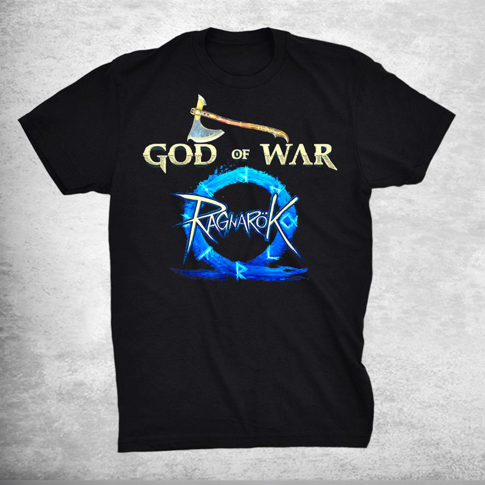 God Of War Ragnaroks Shirt