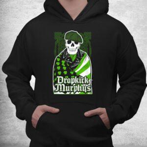 green dropkicks funny skull costume shirt 3