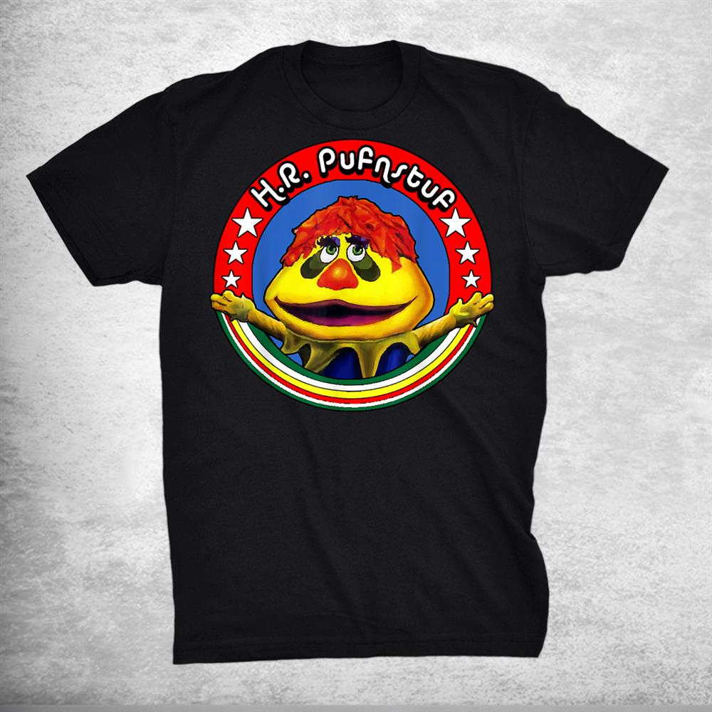 H R Pufnstuf Shirt