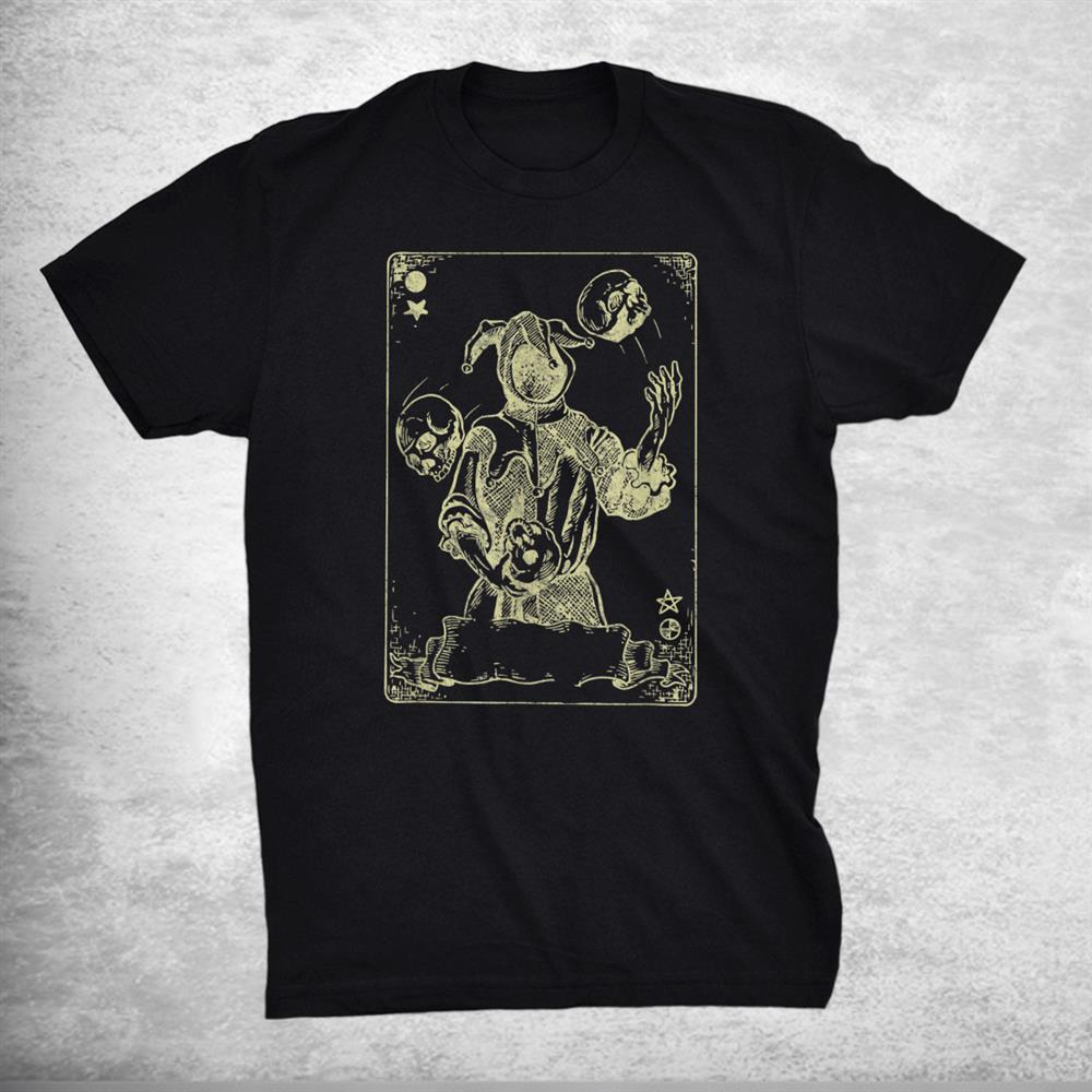 Happy Halloween Skeleton Juggle Skull Cool Shirt