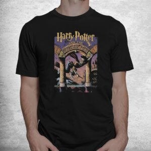 harry potter the sorcerers stone book cover shirt 1