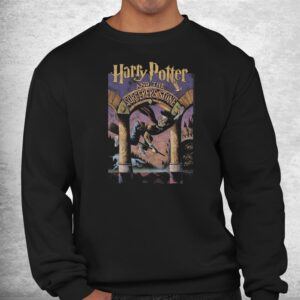 harry potter the sorcerers stone book cover shirt 2