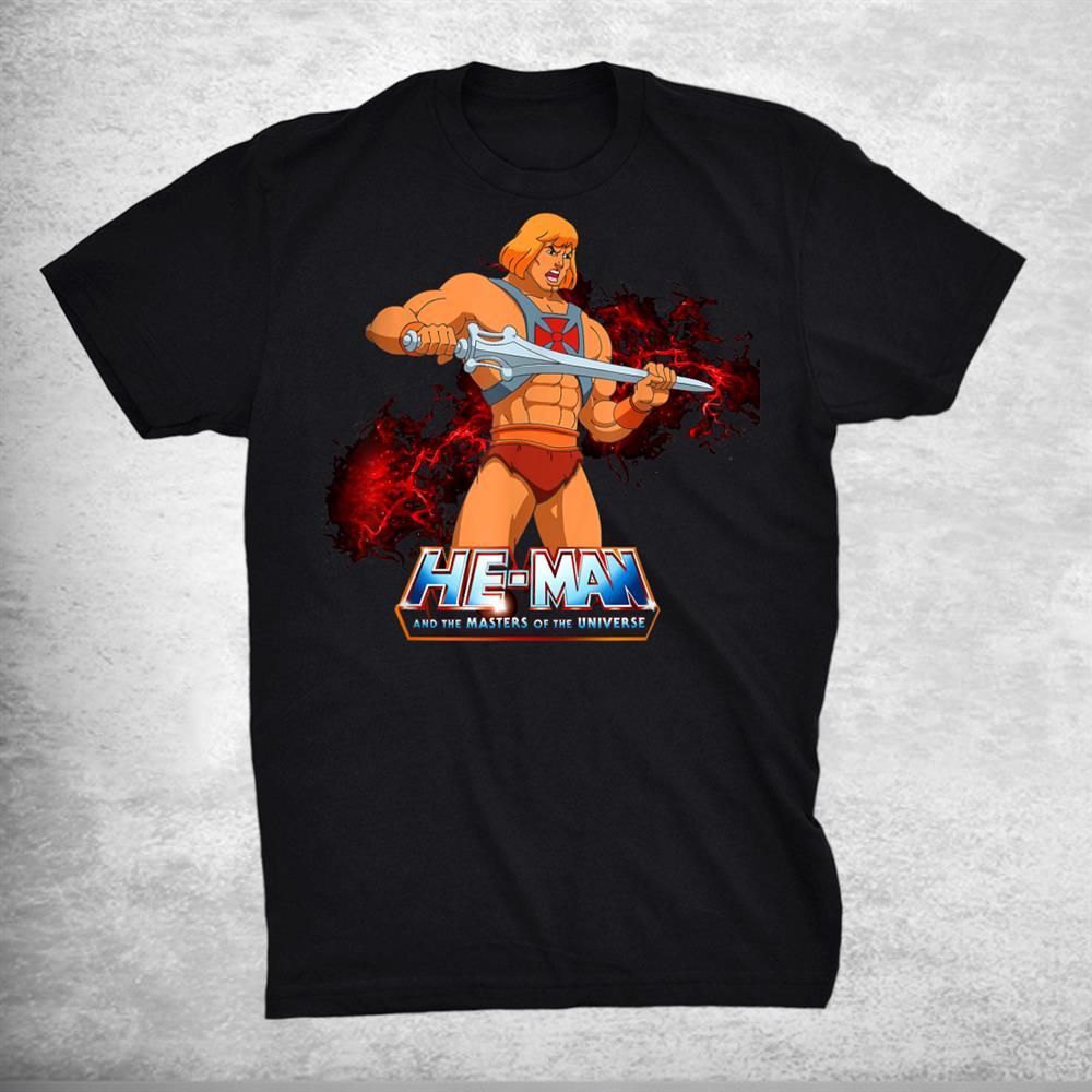 He Man Masterss Shirt