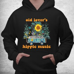 hippy style old lovers hippie music hippy love shirt 3