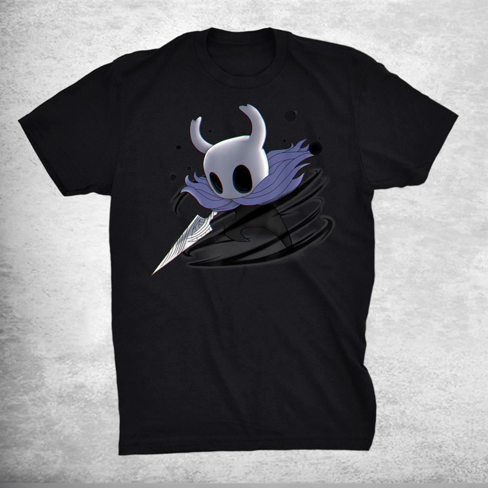 Hollows Funny Knights Skull Video Game Shirt