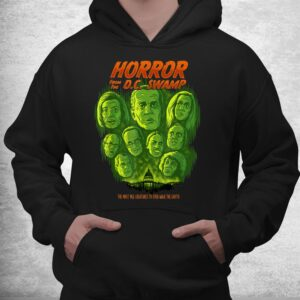 horror from the dc swamp joe biden democrats halloween shirt 3