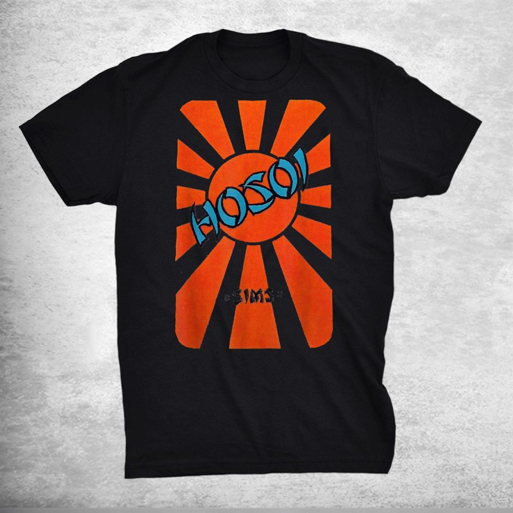 Hosoi Sunrise Shirt