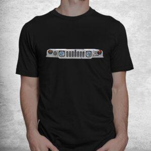 humvee grille shirt 1