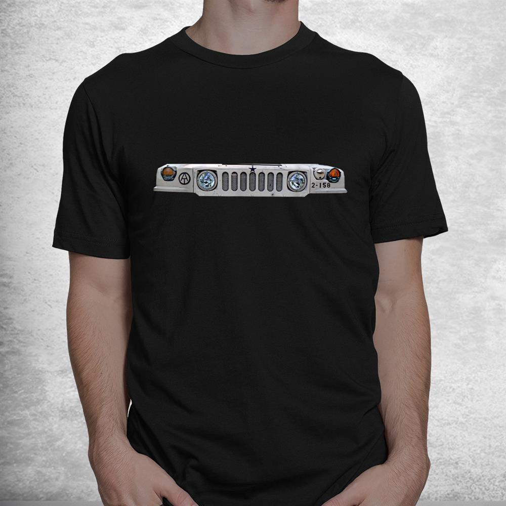 Humvee Grille Shirt