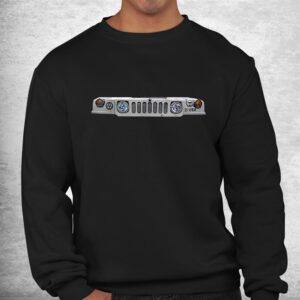 humvee grille shirt 2