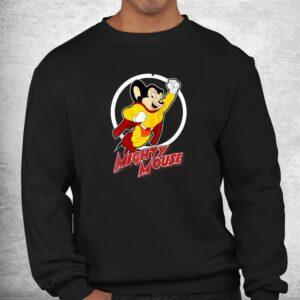 i love mightys arts cartoons characters costume shirt 2