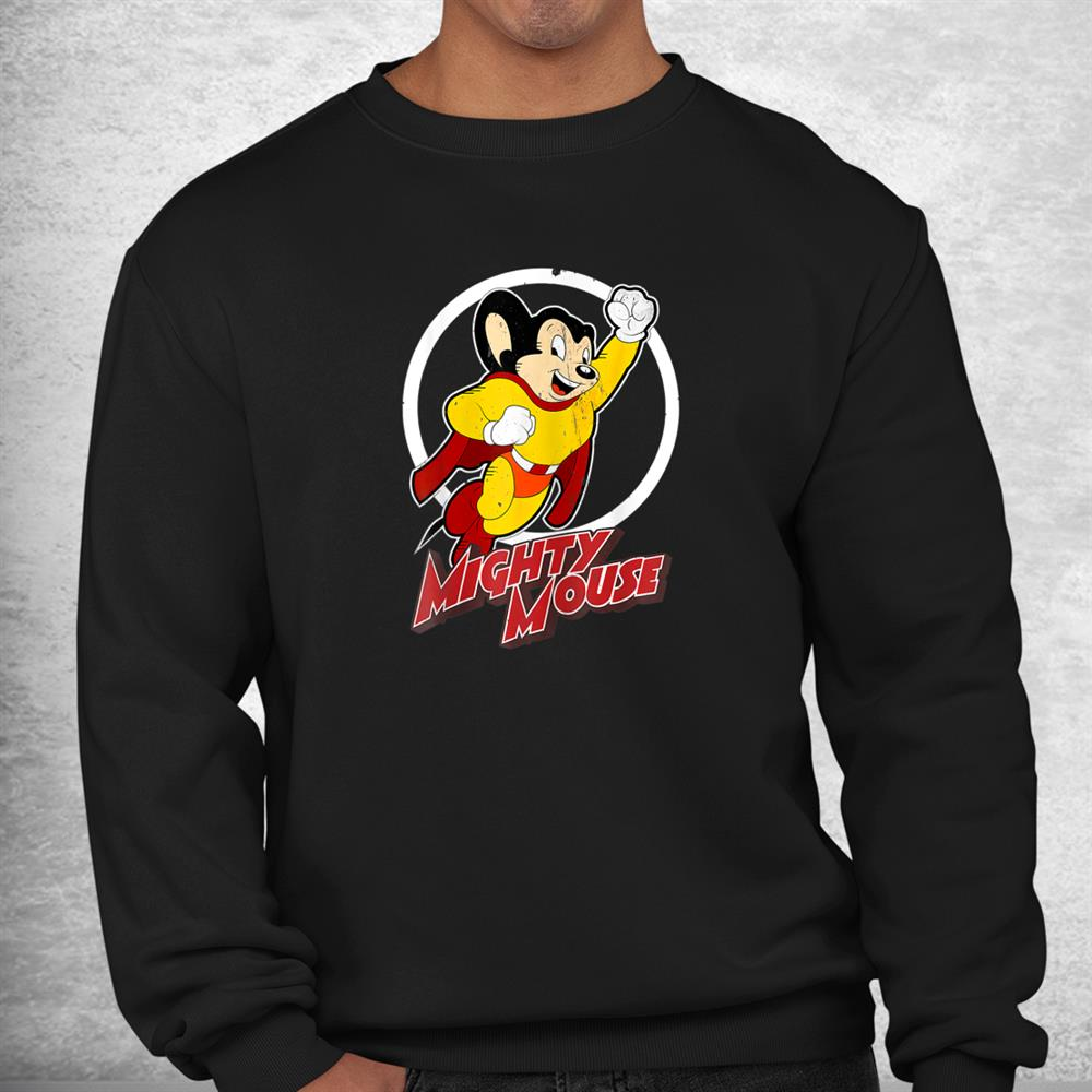I Love Mightys Arts Cartoons Characters Costume Shirt