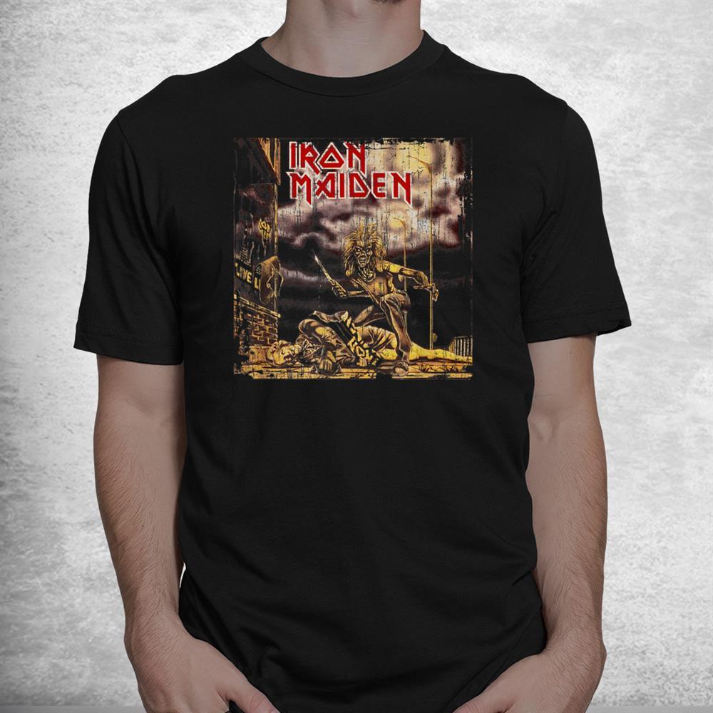 Iron Maiden Sanctuary Shirt