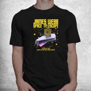 james webb space telescope jwst shirt 1