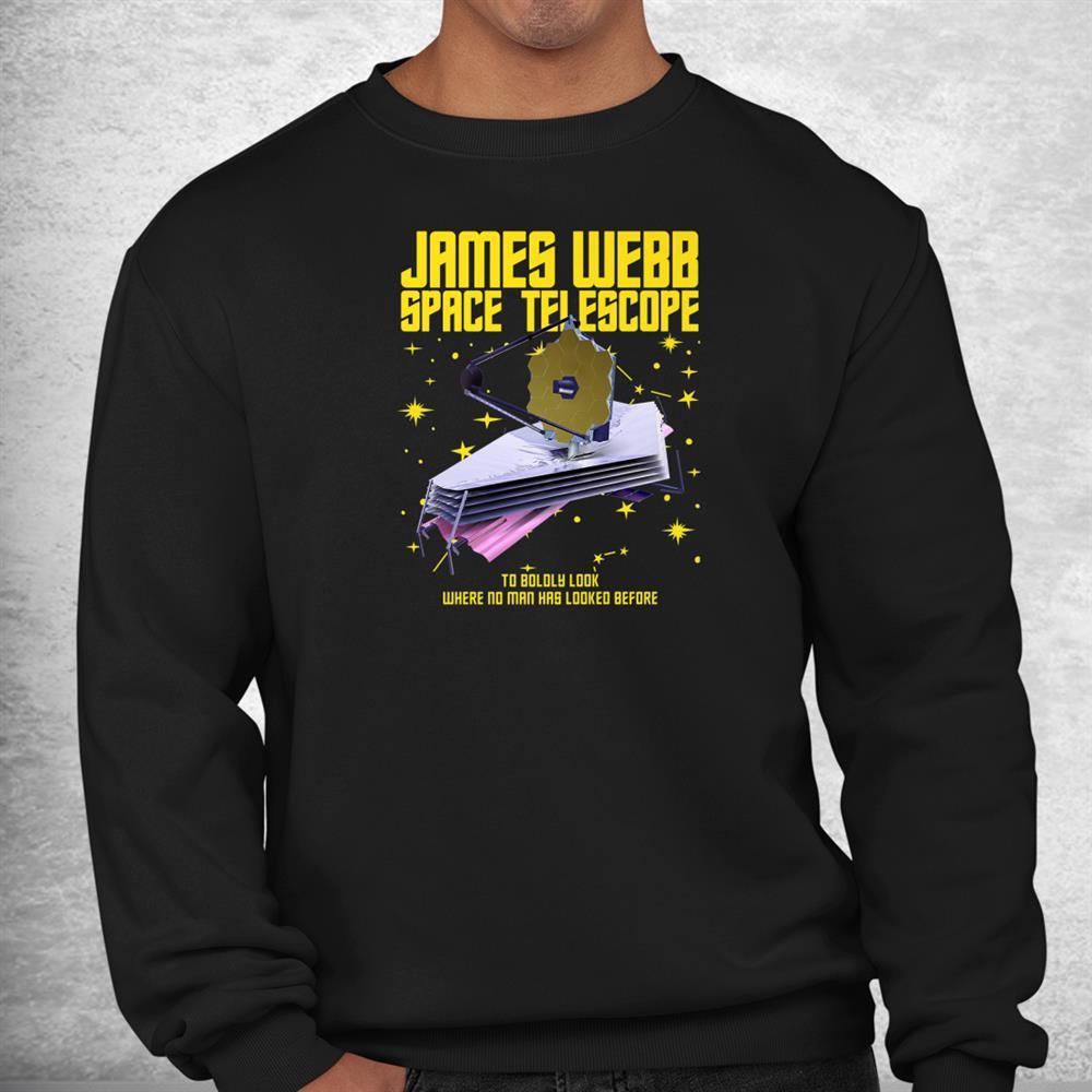 James Webb Space Telescope Jwst Shirt