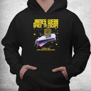 james webb space telescope jwst shirt 3