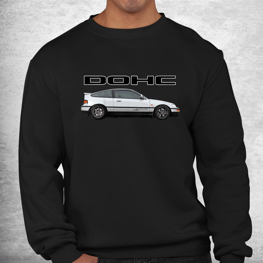 Jdm Car Cr X Si Hatch B16 Dohc Shirt